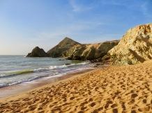Gold Beach and Sugar Pylon